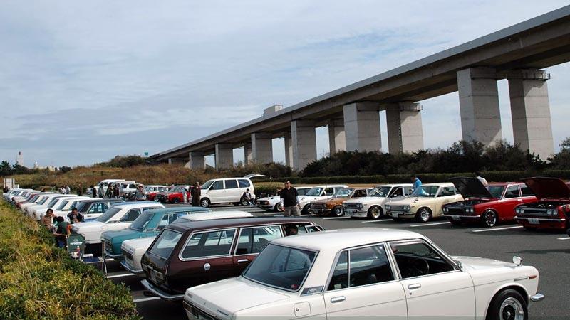 Datsun 510's galore